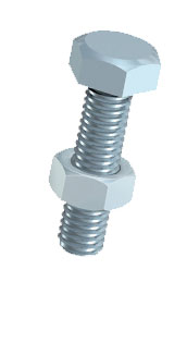 TIMco Hex Bolts & Nuts