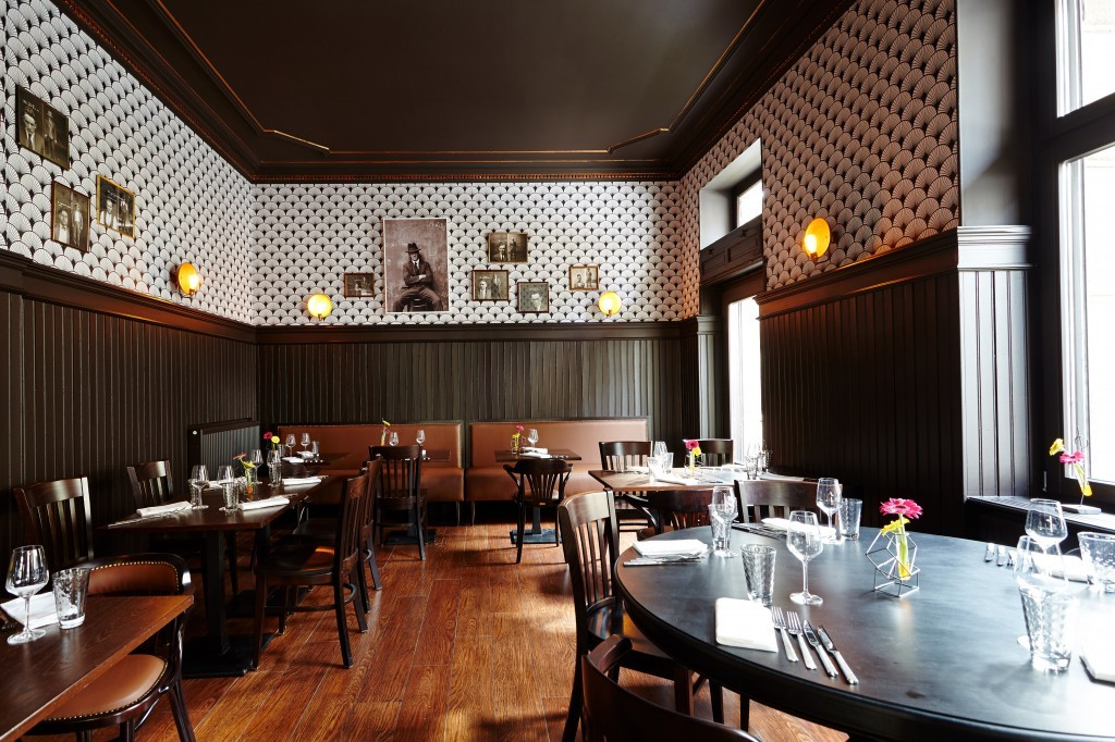Restaurant Lighting Design at Les Innocents, Strasbourg