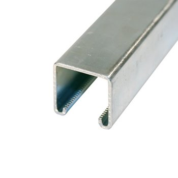 41mm X 41mm Plain Unistrut 6 Mtr Length P1000