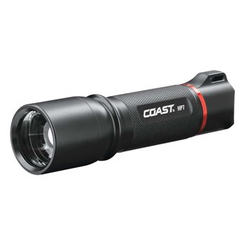 Coast HP7 Pure Beam Focusing Torch/Flashlight 410Lm Weather Proof IPX4