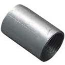 32mm Galvanised Solid coupler