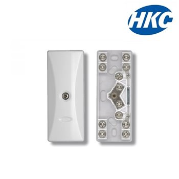 HKC Alarm Junction Box White HKCJB-W