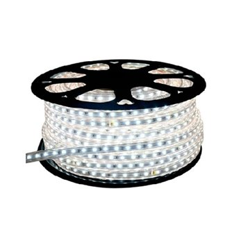 Cool White (Clear) LED Rope Lighting 2W (per m) 230v - Price Per Metre
