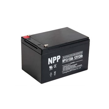 Sealed Lead Acid Alarm Battery 12V 7AH SLA Battery Rechargeable AH7