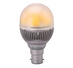Viribright 8W LED Dimmable BC
