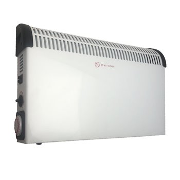 Multi Watt Convector Heater with Timer DL01T
