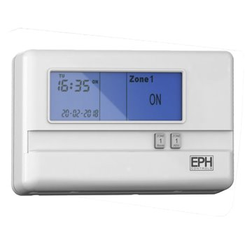 1 Channel Digital Time-clock EPH R17