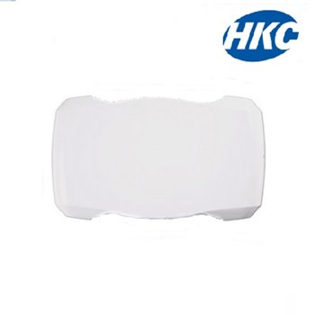 HKC Alarm Panel White Lid For Bell Box HKCSAB-LIDW
