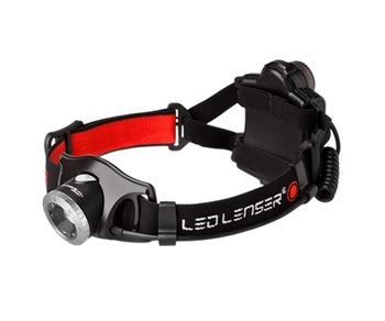 LED Lenser H7R.2 Rechargeable Head Lamp Torch